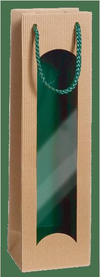 FOCUS bicolor, innen grün / aussen natura